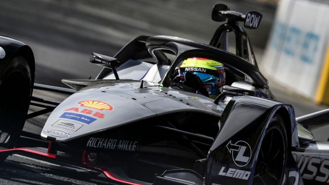 Oliver Rowland fastest, Jean-Eric Vergne on pole at Monaco E-Prix