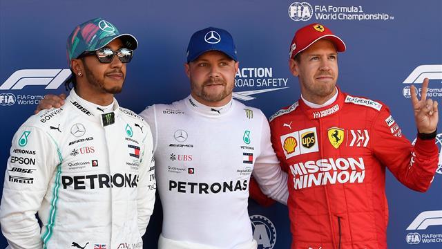 Mercedes have discussed Ferrari move with Hamilton - Wolff