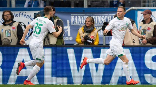 Werder mit Big Point im Kampf um Europa