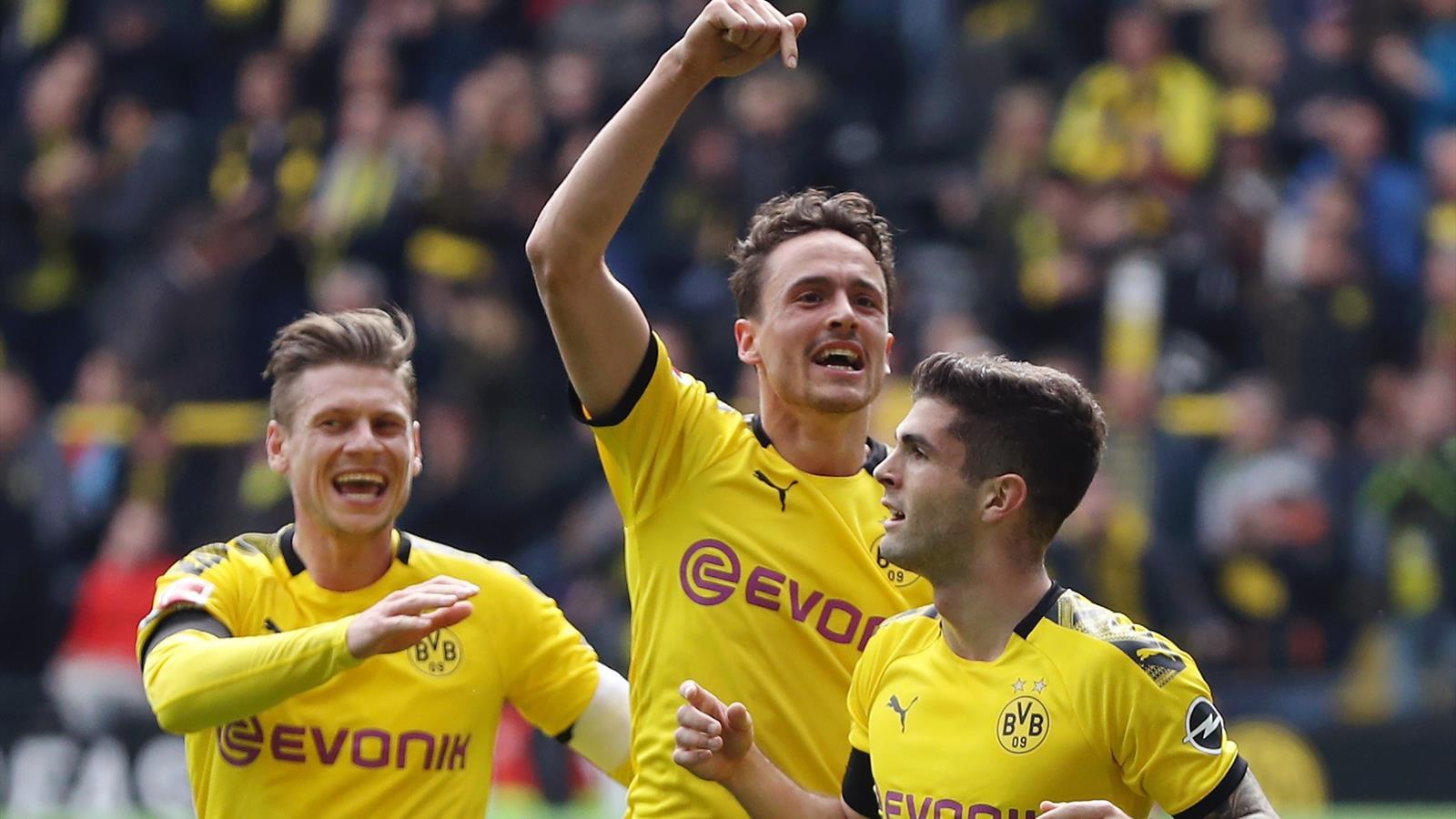Dortmund Heimspiele 2020