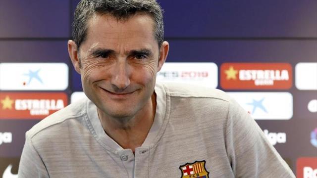 """Valverde: """"Me siento con fuerzas, no es momento de esconderse debajo de una piedra"""" (18:30)"""
