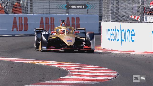 Formula E | Vergne slaat dubbelslag in Monaco