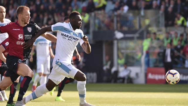 Le pagelle di Cagliari-Lazio 1-2: Caicedo dai due volti, Luis Alberto al top, João Pedro impalpabile
