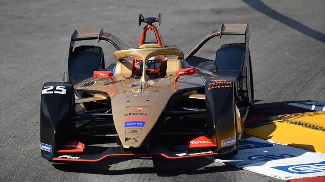 Fórmula E, ePrix de Berlín: Adelantamientos imposibles de Buemi y Vergne