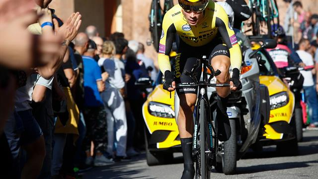 Giro d'Italia | Samenvatting openingstijdrit