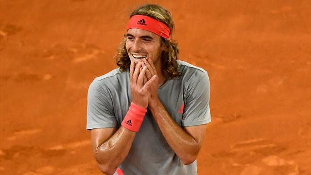 Tsitsipas stuns Nadal to set up Djokovic showdown