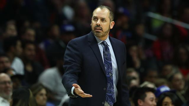 """Vogel, nouveau coach des Lakers : """"J'ai un projet clair pour l'équipe"""""""