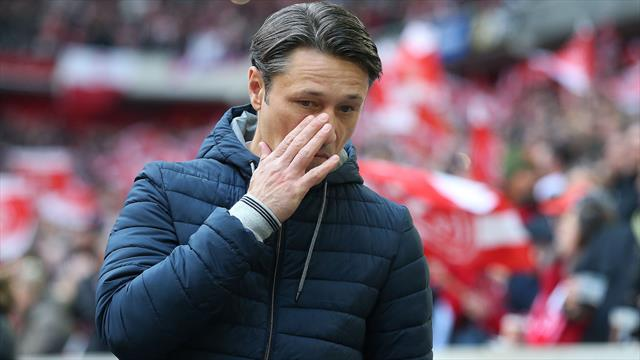 Bayern's Kovac future on the line on season finale