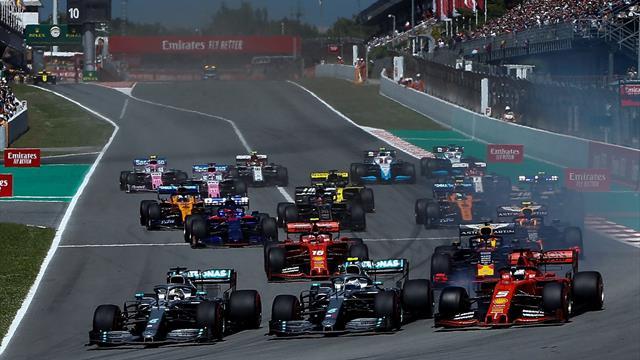 Gran Premio España: Milagro de Sainz en la carrera de casa y golpe de efecto de Hamilton