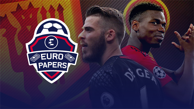 Euro Papers: Pogba & De Gea will both stay at United - French TV