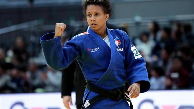 Grand Slam 2019 de Bakou : Amandine Buchard s'impose, Malonga et Recevaux en bronze