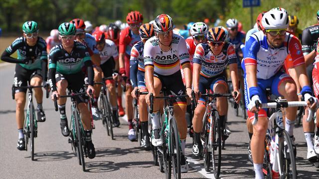 Giro d'Italia: Samenvatting etappe 2