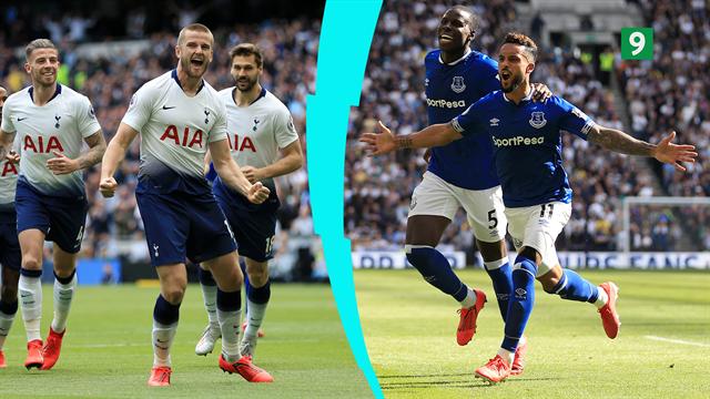 Highlights: Eriksens frisparksperle sørgede for point til Tottenham