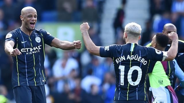 Maktdemonstrasjon sikret Manchester City ligagullet for andre år på rad