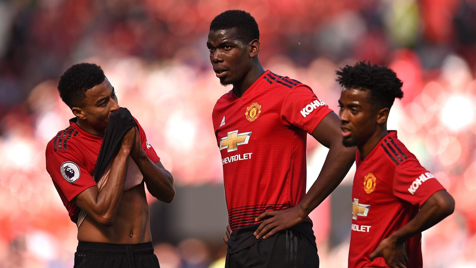 Paper Round: Manchester United Players Want Paul Pogba
