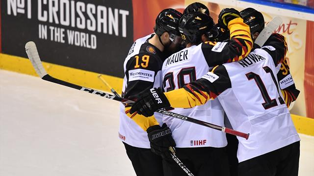 Die Eishockey-WM 2019 in der Slowakei heute live im TV und im Livestream