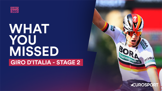 Giro de Italia 2019, lo que te has perdido (2ª etapa): Un gorila hambriento anda suelto