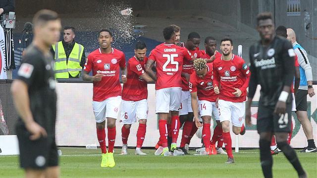 """""""Darf uns nicht passieren!"""" Frankfurt verliert und droht Europacup zu verpassen"""