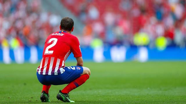 LaLiga, Atlético de Madrid-Sevilla: Fiesta y subcampeonato (1-1)