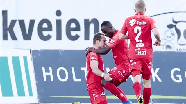 Brann påførte Stabæk sitt første hjemmetap for sesongen