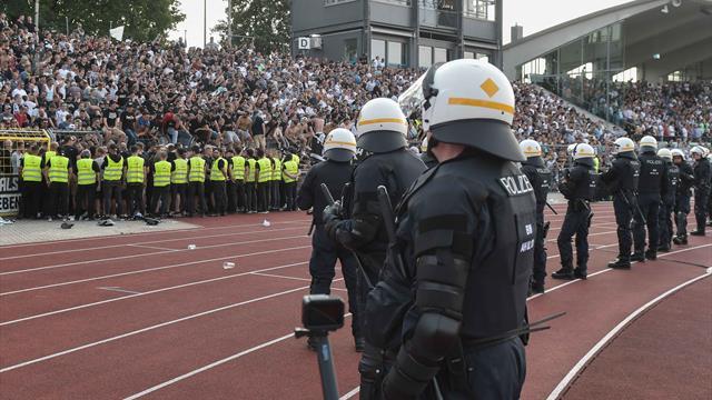 Rekordmeister Zürich tritt nach Skandalspiel den Gang in Liga zwei an