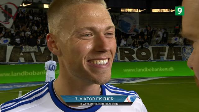 Fischer efter 4-0-nederlag: Det må vi lave om på til næste kamp