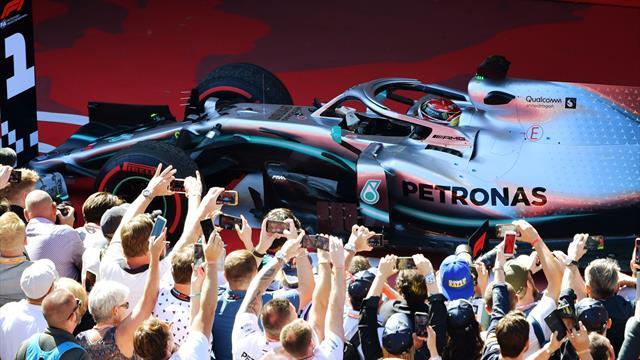 Bonus-malus : Hamilton inspiré, Verstappen brillant, Ferrari en perdition