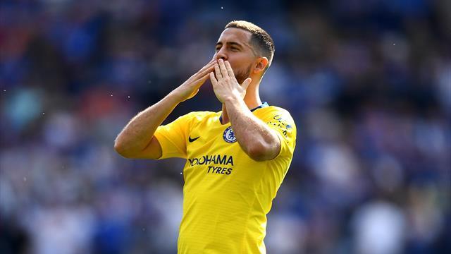 Pourquoi le Real ne pouvait pas rêver mieux qu'Hazard