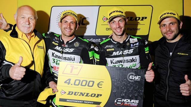 BMRT 3D Maccio Racing win EWC Dunlop Independent Trophy