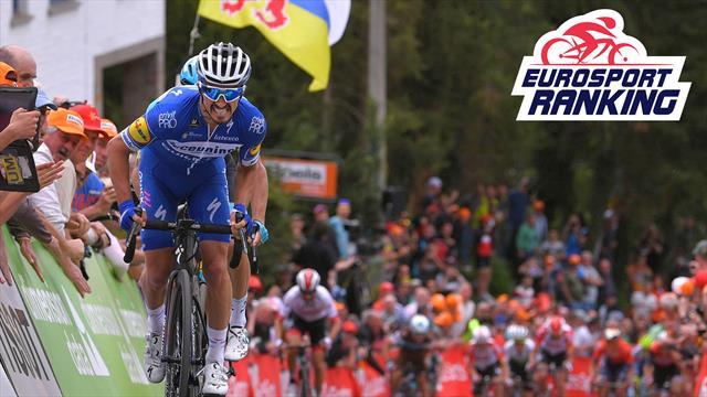 Eurosport Ranking : Statu quo dans le top 20, Manzin dans le top 100