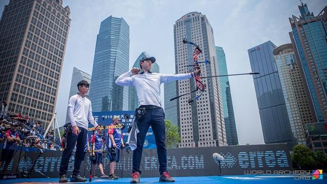 Okçuluk Dünya Kupası: Şanghay'daki pırıltı