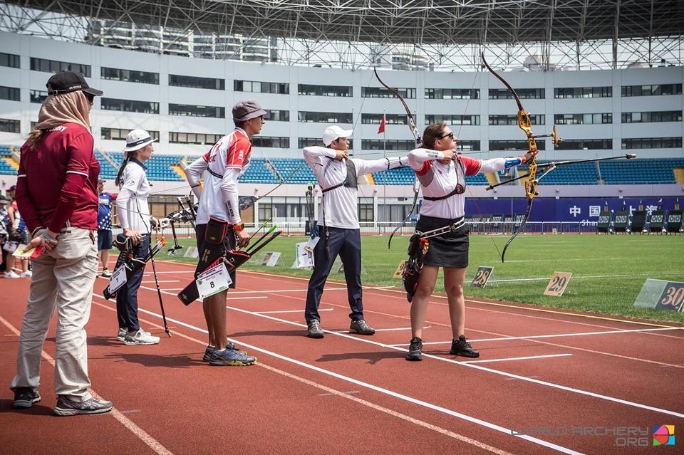 Okçuluk Dünya Kupası 2. Etap (Fotoğraf: World Archery)