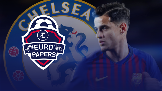 Euro Papers: Chelsea defy transfer ban in Coutinho swoop