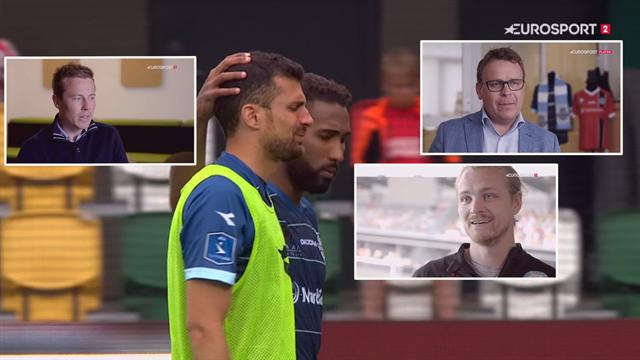 Selvforståelse, psykisk pres & lønnedgang: Kom helt tæt på de vilde nedrykningskampe i Superligaen