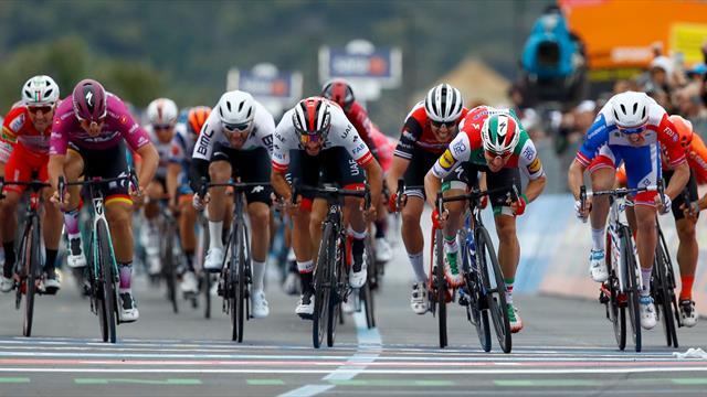 Surpuissant, Viviani domine Sagan