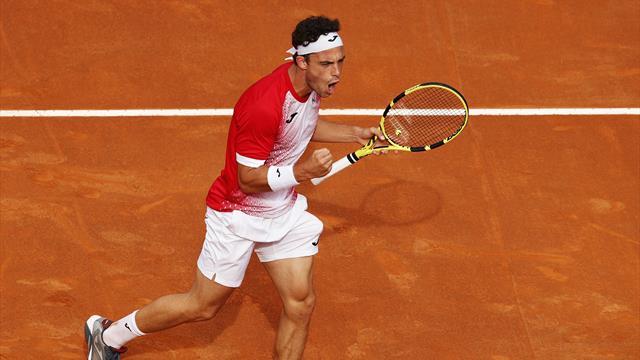 Cecchinato, Fognini, Berrettini… Le renouveau du tennis italien masculin