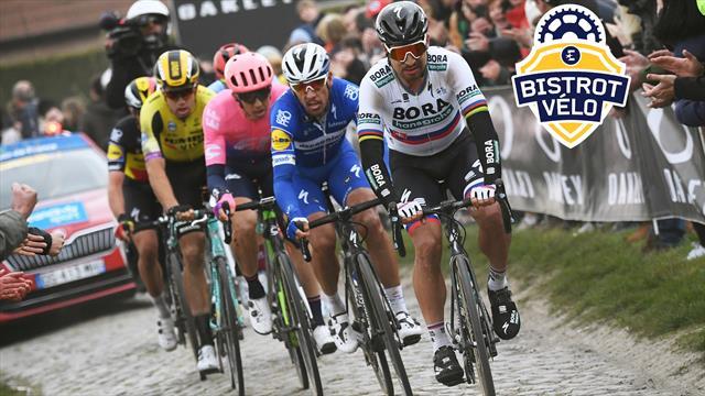 "Delcourt : ""Sagan, j'ai eu mal pour lui à Roubaix"""
