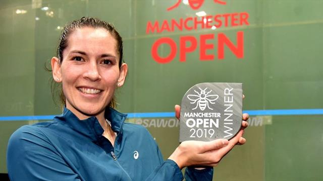 King is Queen of Manchester after victory over Evans