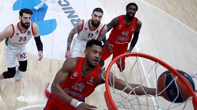 Final Four'a doğru: Cory Higgins'e göre CSKA'nın avantajı mental olgunluk