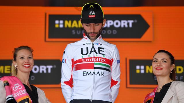 Gaviria and De Plus abandon Giro d'Italia