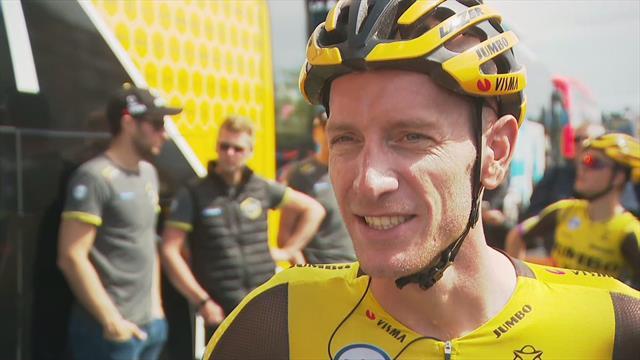 """Jos van Emden: """"Ik zorg voor de sfeer, dat is waarom ik in de ploeg zit"""""""
