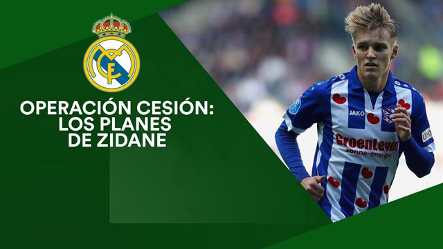 La renovación del Madrid: ¿Qué va a hacer Zidane con los cedidos?