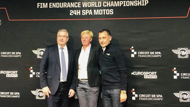 Retour du championnat du monde aux 24h de Spa-Francorchamps