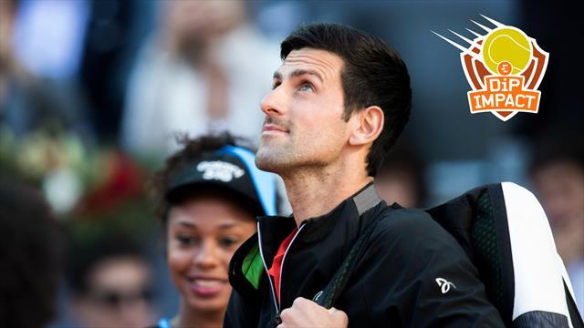 """""""Si Djokovic reprend vie maintenant, c'est parce que Roland arrive..."""""""