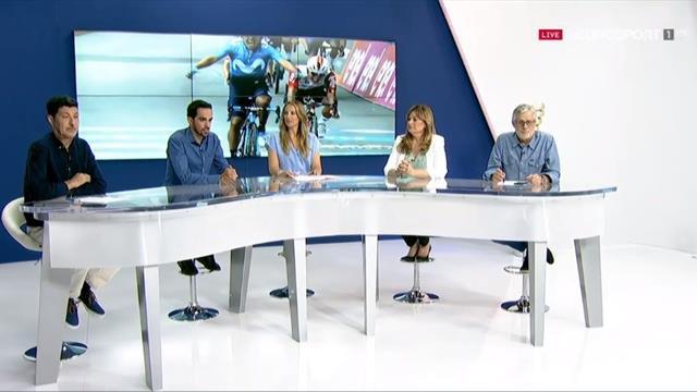 Revive 'La Montonera' (4ª etapa): La mala suerte de Dumoulin y Landa centran el debate