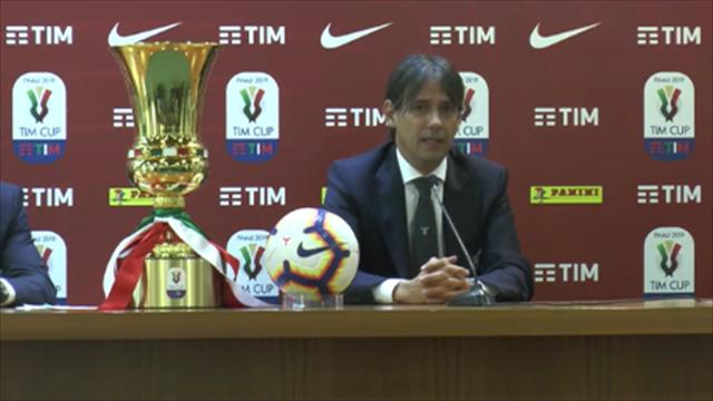 """Inzaghi: """"Gasperini ha dato fisionomia all'Atalanta, ho imparato tante cose da lui"""""""