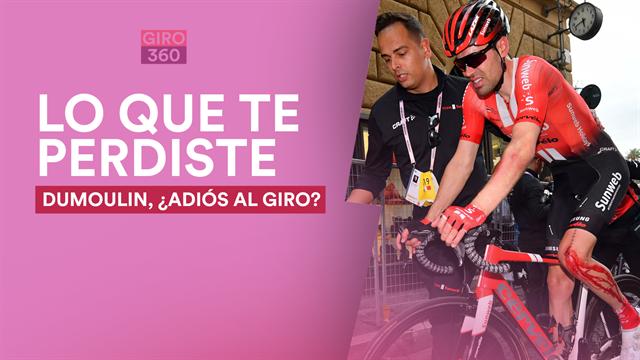 Giro de Italia 2019, lo que te has perdido (4ª etapa): ¿Adiós prematuro de Tom Dumoulin?