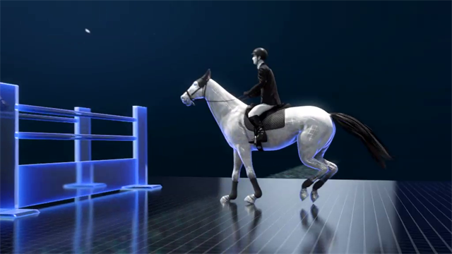 Explainer: Qualities of an exceptional show jumping horse