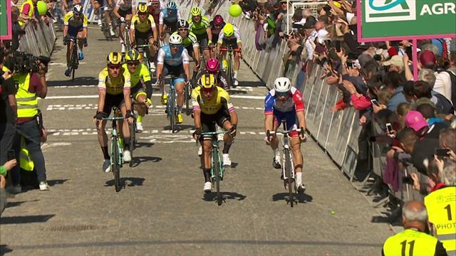 Cuatro días de Dunkerque (1ª etapa): Groenewegen, el más rápido al esprint