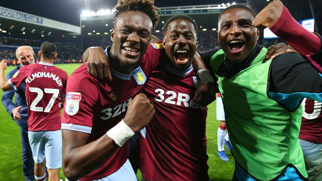 Aston Villa attend Leeds ou Derby County en finale des playoffs